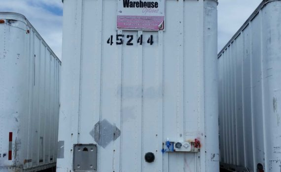 1972 STRICK 45-foot Semi-Trailer - $2,700 | Warehouse Options image 3
