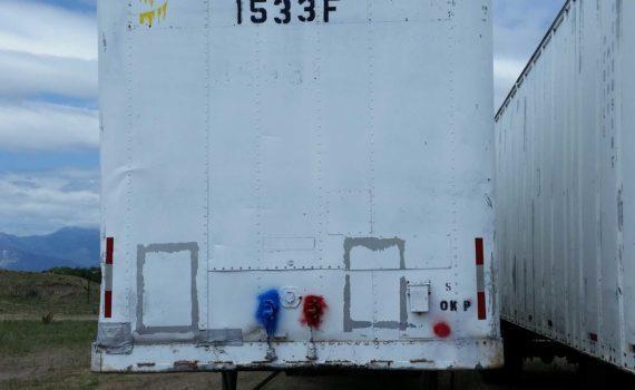 1974 45-foot Semi-Trailer - $2,200 | Warehouse Options image 3