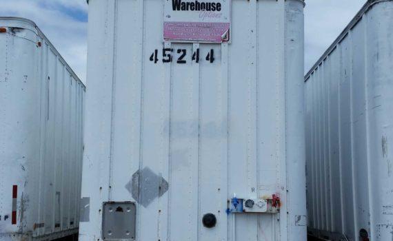 1972STRICK 45-foot Semi-Trailer - $2,700 | Warehouse Options image 3