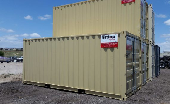 Used shipping container for sale image 1
