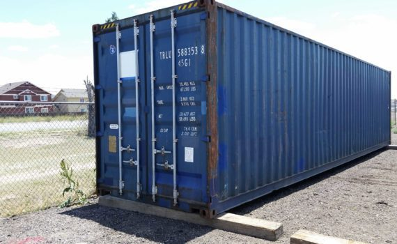 High Cube storage container image 2